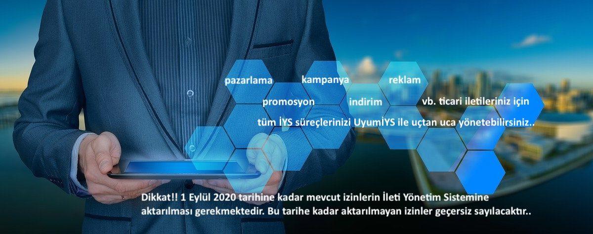 ileti yönetim sistemi banner